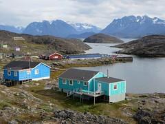 High Mountains (D-Stanley) Tags: mountains greenland fjord kangerlussuaq itilleq