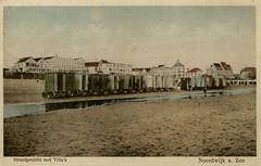1060 - PC Noordwijk ZH (Steenvoorde Leen - 2.1 ml views) Tags: history strand boulevard postcards noordwijk kust ansichtkaart noordwijkaanzee badplaats oldcards oudnoordwijk