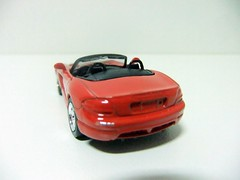 DODGE VIPER (2003) - WELLY / NEX (RMJ68) Tags: cars toy dodge chrysler welly viper sr rt coches juguete srt diecast 160 nex
