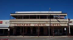 Theatre Royal Hotel, Argent St, Broken Hill (HardieBoys) Tags: architecture rural arquitectura country australia nsw outback brokenhill