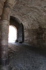Castle entrance (quinet) Tags: castle germany schloss chteau 2012 castleroad burgenstrase