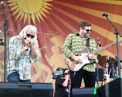 Jazz Fest - Voices of the Wetlands All-Stars, Johnny Sansone, Tab Benoit