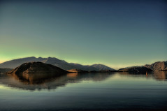 Echos of the Lost World (Kevin_Jeffries) Tags: newzealand panorama mountain lake beauty landscape lost interesting nikon scenery flickr paradise hill scenic surreal wideangle romance story duplex processing romantic mystical dreamy cinematic magical 18mm lostworld kevinjeffries
