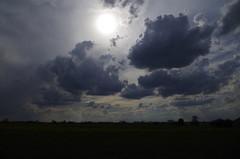 F._IMG8725 (Micha Olesiski) Tags: sun clouds poland polska soce chmury