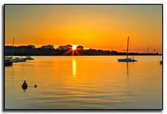 Hastings Sunrise (Thunder1203) Tags: sea canon harbour edited au australia victoria coastal hastings hdr topaz westernportbay canoneos5dmarkiii sunrisehastingsmarinathunder1203