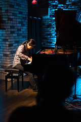 Satoko Fujii live at Cortez, Mito (Japan), 28 Apr 2016 -1000030 (megumi_manzaki) Tags: musician piano jazz improvisation pianist freejazz