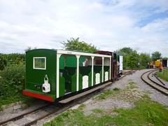 P1050723 (Hampton & Kempton Waterworks Railway.) Tags: diesel loop devon galaday 2015 darent spelthorne