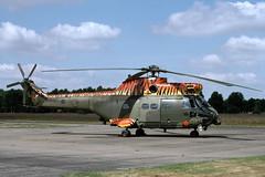 Puma HC1 230 sq (Rob Schleiffert) Tags: puma raf fairford riat tigermeet royalairforce 230squadron