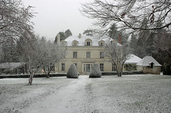 Thse-la-Romaine (Loir-et-Cher) (sybarite48) Tags: schnee snow france nieve sneeuw neve neige  kar nieg loiretcher    thselaromaine