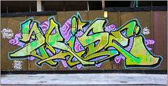 East End Grafitti (Mabacam) Tags: streetart london wall graffiti mural wallart urbanart shoreditch freehand publicart gw aerosolart spraycanart eastend wildstyle 2016 urbanwall tworise 2rise ghostwriterscrew