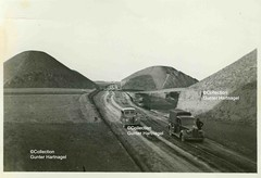 Road to Yan'an (blauepics) Tags: china red expedition truck germany photo cross chinese picture kreuz xian german mission vehicle historical convoy sian transporter reich deutsch deutsches historisch fahrzeuge rotes yanan jenan chinesisches