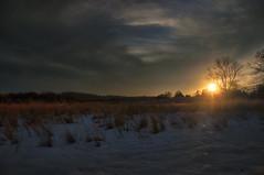 Yesterday -  (Igor Danilov) Tags: life winter sunset sky sun snow cold love iso200 nikon friend feel january farewell handheld manual yesterday vr notripod f40 18mm seeyou d90 12500 dslrnikon