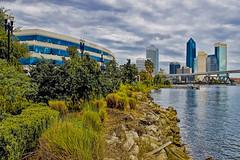 Downtown Jacksonville, Florida, U.S.A. (Lago Tanganyika) Tags: urban usa building architecture skyscraper downtown cityscape metro florida jacksonville metropolis metropolitan stjohnsriver centralbusinessdistrict northflorida sunshinestate commercialproperty leoncounty jorgemolina nikond3300