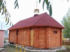 Храм свв.Царственных страстотерпцев (в 1-й детской больнице)