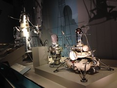 Sci Musebum Feb 1 2016 (Inkysloth) Tags: london industry museum technology space astronaut science cosmos sciencemuseum cosmonaut spacescience