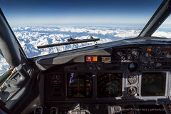 Climbing over the Alps (gc232) Tags: from mountain snow mountains alps alpes plane canon airplane landscape fly flying inflight view dynamic live aircraft altitude aviation flight over jet cockpit aerial deck airline captain controls boeing airlines instruments range hdr pilot flightdeck airliner pilots airliners 737 6d yoke b737 737800 boeing737 737700 737ng 737900 b737800 24105l avgeek b737700 b737900 b737ng golfcharlie232