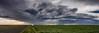 Road O Pano (Black Mesa Images) Tags: storm oklahoma weather texas kansas thunderstorm lightning hooker tornado thunder panhandle guymon supercell