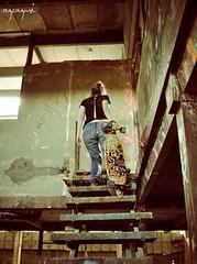 Longboard Girl (longboardsusa) Tags: usa girl skate longboard skateboards longboards longboarding