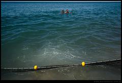 Pescando en Las Grutas