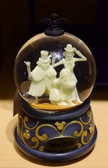 Disneyland Visit - 2016-01-24 - World of Disney - Collectibles - Haunted Mansion Snowglobe (drj1828) Tags: california disneyland visit haunted mansion anaheim dlr downtowndisney 2016 worldofdisney