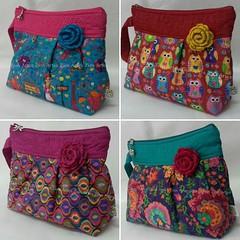 Necessaire Bella #zionartes (Zion Artes por Silvana Dias) Tags: bella patchwork necessaire necessairepatchwork zionartes