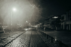 30/366 (romainjacques17) Tags: street bw storm france night 35mm canon blackwhite streetphotography nb 365 larochelle 6d picoftheday ef35mm project365 365project
