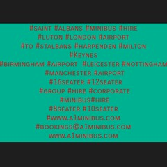 #saint #albans #minibus #hire  #luton #london #airport #to #stalbans #harpenden #milton #Keynes #birmingham #airport  #leicester #nottingham #manchester #airport #16seater #12seater #group #hire #corporate #minibus#hire #8seater #10seater  #www.a1minibus. (minibushireluton1) Tags: nottingham london saint manchester corporate airport birmingham leicester group www milton keynes albans luton harpenden stalbans hire minibus bookings 10seater 8seater 12seater 16seater