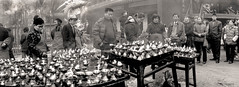 China (siggi.martin) Tags: china old city people asia asien many alt menschen historic flame flare flamme glimmer viele stad oillamp historisch oillamps llampe huanglongxi flackern llampen