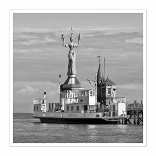 Hafen Konstanz / Bodensee