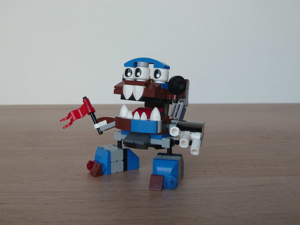 lego mixels mix instructions
