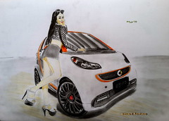 smart fortwo (paul7310) Tags: smart fortwo