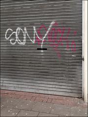 Sony / Noch (Alex Ellison) Tags: urban graffiti boobs sony tag shutter 29 graff irp notch eastlondon noch htb