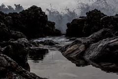 Com5 (janwellmann) Tags: ocean rocks waves pattern patterns burst pick