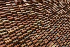Bricks 2016-01-28 (_MG_0188) (ajhaysom) Tags: brick melbourne textures canon1635l southwharf canoneos6d