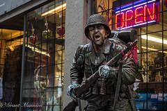 5 (munn1) Tags: rain statue soldier army nikon gun open britishcolumbia nik newwestminster frontstreet 247028 nikor d4s 20160130newwestparkade
