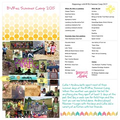 Summer Camp 2015   LOAD216 (scrapping PT) Tags: load216