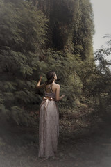 (Tc photography.Perú) Tags: pink flowers light plants nature girl beauty fashion female fairytale forest canon model soft dress natural outdoor dream young atmosphere naturallight story teen fantasy romantic delicate fashionphoto fashionphotographer tcphotography fantasyshoot