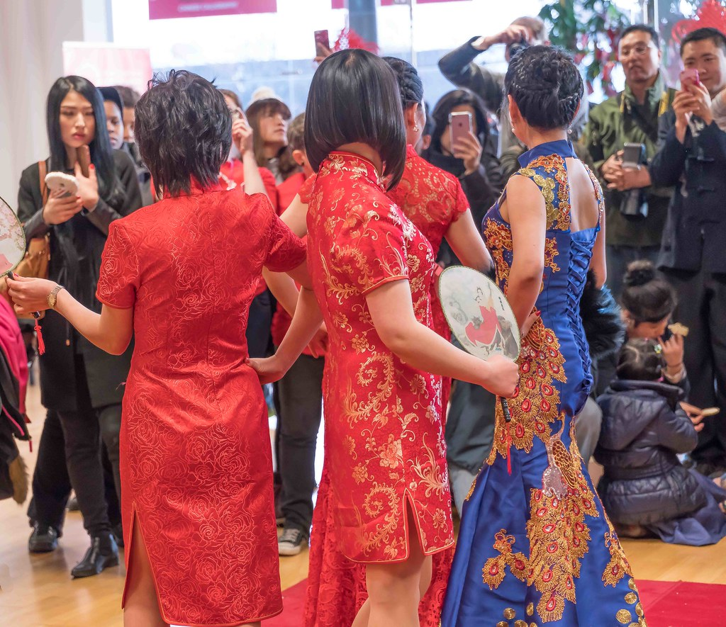 CHINESE COMMUNITY IN DUBLIN CELEBRATING THE LUNAR NEW YEAR 2016 [YEAR OF THE MONKEY]-111628