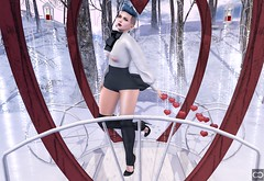 TFC - Jan-Feb 2016 - DeadDollz (Cryssie Carver) Tags: life dead avatar an sl mocha fantasy secondlife second aphrodite lar figment ikon poses striped league collective reign tfc the dollz maitreya drot deaddollz thefantasycollective anlarposes stripedmocha