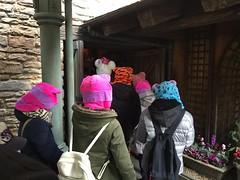 Tokyo Disneyland (jericl cat) Tags: park english japan garden japanese tokyo disneyland character hats disney line honey queue pooh theme merchandise hunt 2015 winniethepoohs