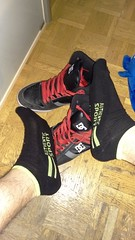 Dc shoes red (jerem1227) Tags: dc shoes dcshoes chaussure