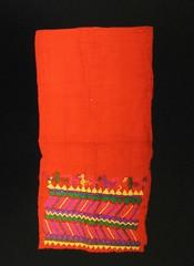 Maya Faja Sash Chiapas Mexico (Teyacapan) Tags: mexico maya mexican textiles chiapas weavings tzotzil