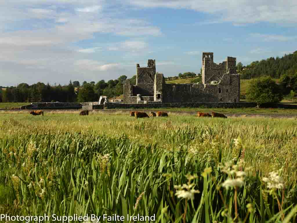 Fore, County Westmeath - Fore Abbey