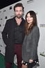 SANTA MONICA, CA - FEBRUARY 25: Actors Emmett Scanlan (L) and Claire Cooper attend the Oscar Wilde Awards at Bad Robot on February 25, 2016 in Santa Monica, California. (Photo by Alberto E. Rodriguez/Getty Images for US