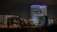 night at Zagreb
