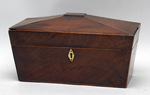 19th Century Tea Caddy - $121.00 (Sold May 22, 2015)
