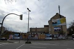 Alt-Hrde (erix!) Tags: street billboards dortmund kurve hrde fasstrase