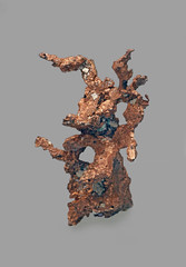 Native Copper (Ron Wolf) Tags: nature metal colorado crystal copper mineral geology isometric earthscience mineralogy