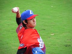 IMG_3281_副本 (vivian_10202) Tags: baseball taoyuan cpbl lamigo 王溢正