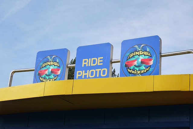 Spinball Whizzer - Ride Photo Kiosk